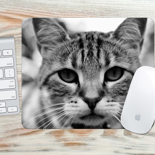 Cat Mouse Pad - Cats Mouse Pad - Cat Mouse Mat