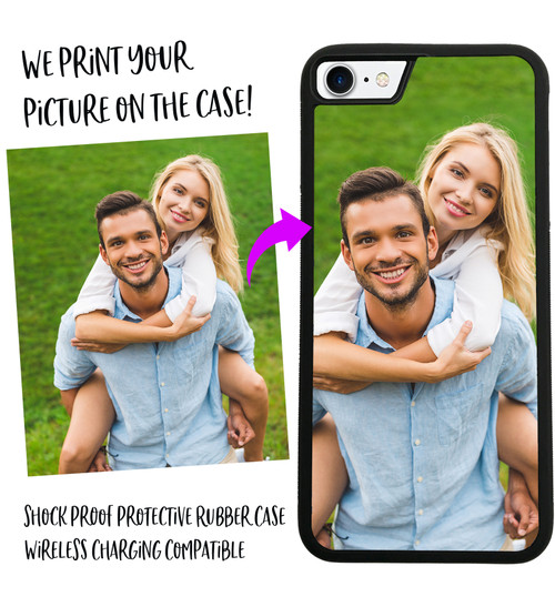 Personalized iPhone Case - Photo iPhone Case