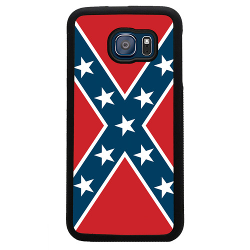 rebel flag samsung galaxy case stars bars confederate