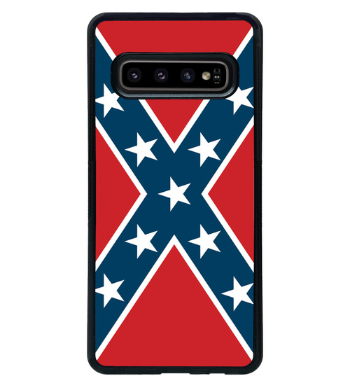 Confederate Flag - Rebel Flag Samsung Galaxy Case - Stars and Bars s10 plus s9 s8 s7 edge s6