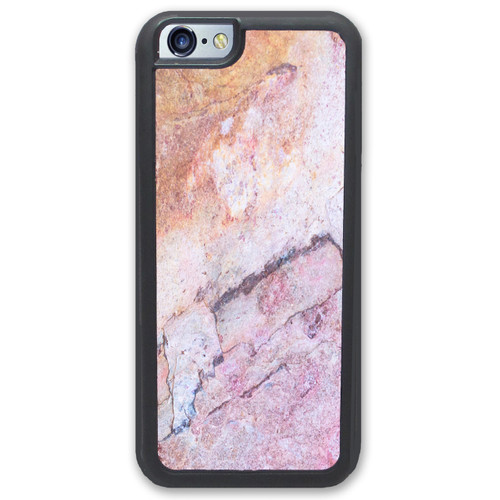 Pink Marble Shell iPhone Case
