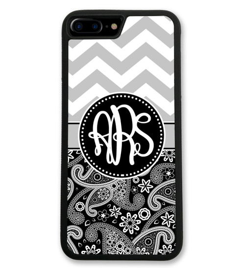 monogrammed iphone case, monogrammed iPhone 7 case