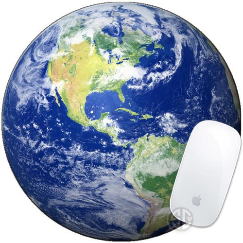 Mouse Pad Earth World Mousepad