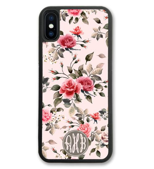 Spring Summer Floral iPhone Case