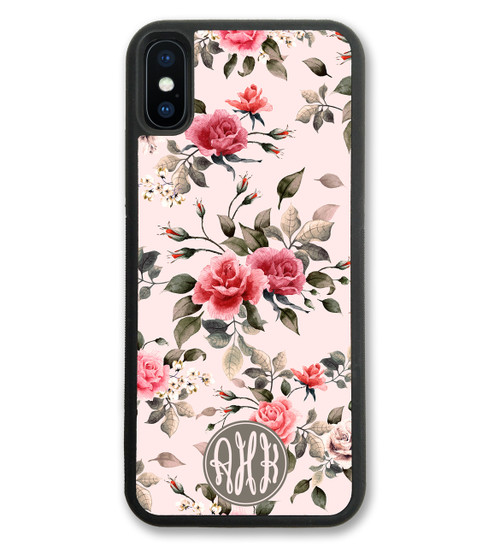 Spring Summer Floral iPhone Case
