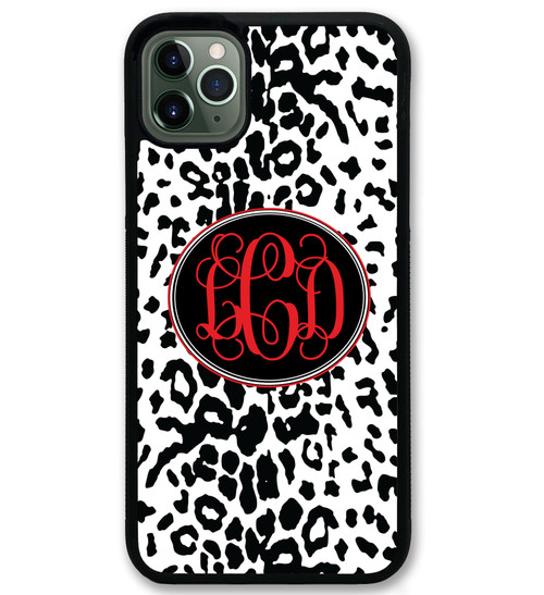 Leopard Spots iPhone 11 Case