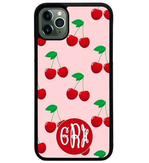 Cherries on Top iPhone 11 Case