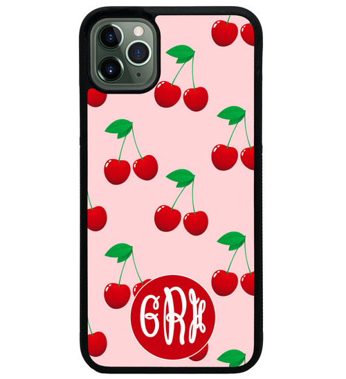 Cherries on Top iPhone 11 Case