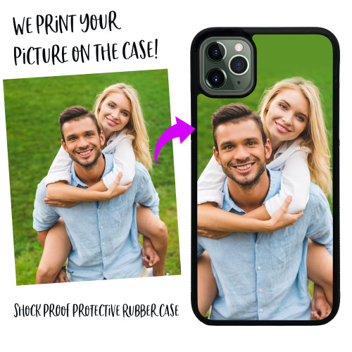 Custom Personalized iPhone Case - Photo iPhone Case