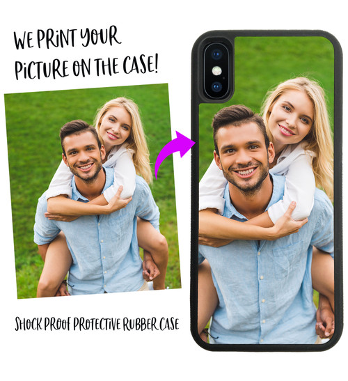 iPhone Case With Your Picture Personalized Custom