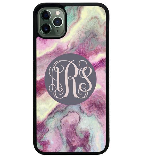Lavender Pastel Watercolor iPhone 11 Case