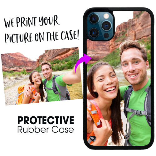 Photo iPhone Case Your Picture My