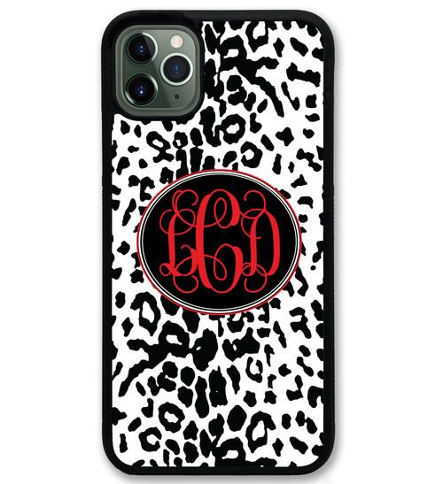 Leopard Spots iPhone 11 Case