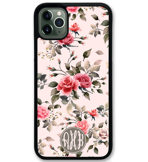 Classic Roses Floral iPhone 11 Case