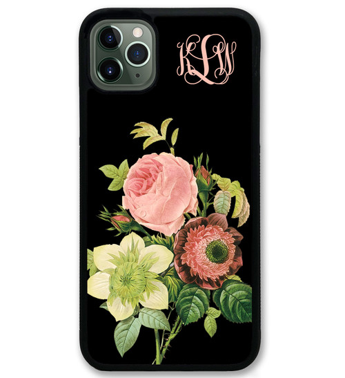 Vintage Floral iPhone 11 Case