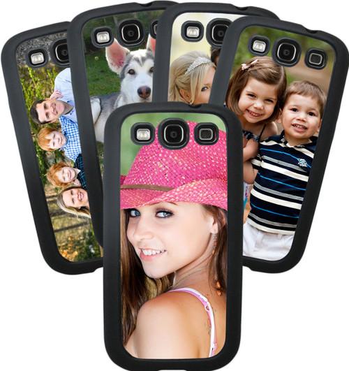 Personalized Photo Samsung Galaxy Case