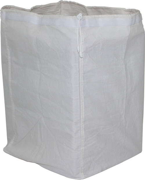 Standard Fabric Rectangular Hamper Bag