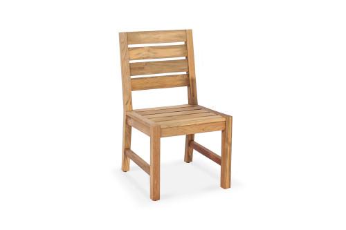 AquaELITE Reclaimed Teak Side Chair