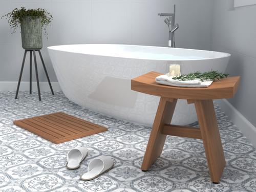 Floor Sample Classic Asia® Teak Shower Bench