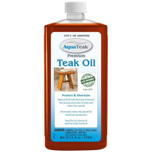 AquaTeak® Premium Teak Oil