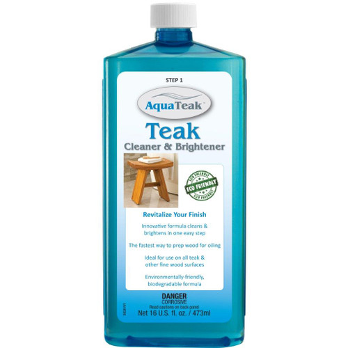 AquaTeak® Teak Cleaner & Brightener