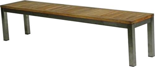 """AquaBLEND™ 74.5"""" Backless Bench"""