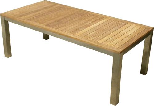"""AquaBLEND™ 82.7"""" x 35.5"""" Rectangular Dining Table"""