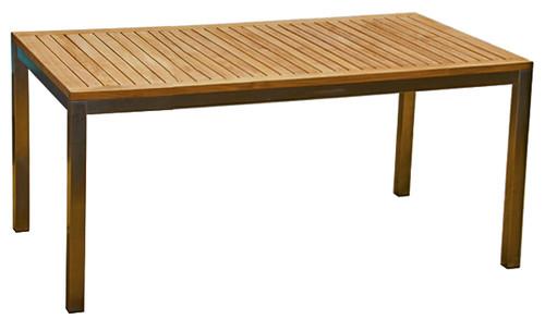 """AquaBLEND™ 63"""" x 35.5"""" Rectangular Dining Table"""