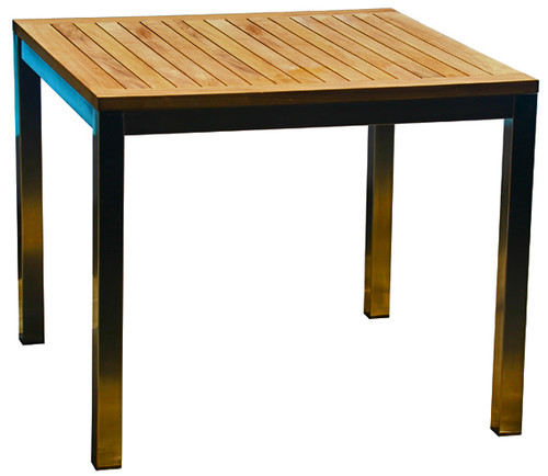 """AquaBLEND™ 35.5"""" Square Dining Table"""