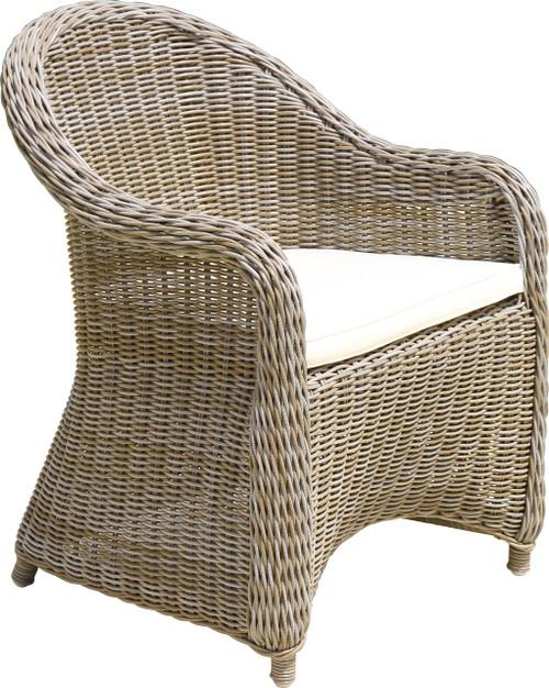 AquaMAJESTY™ Round Dining Arm Chair