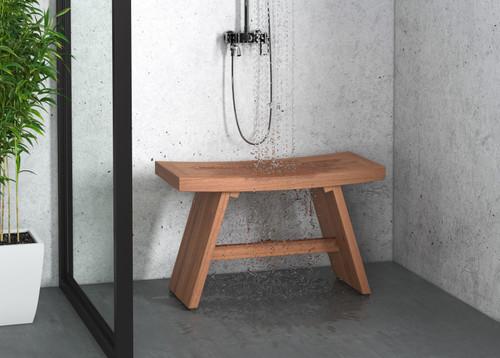 "The Original 30"" Asia® Teak Shower Bench"