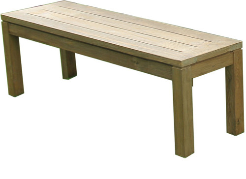 "AquaCHATEAU™ 84.5"" Backless Bench"