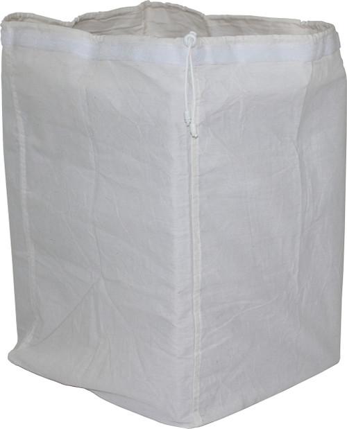 fabric hamper bag - large