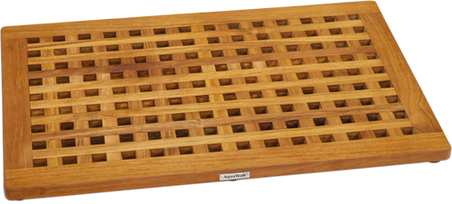 The Original Grate™ Teak Bath Shower Mat