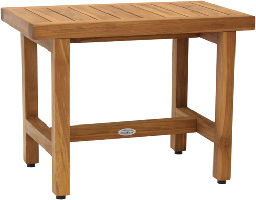 "24"" Spa™ Lotus Teak Side Table"