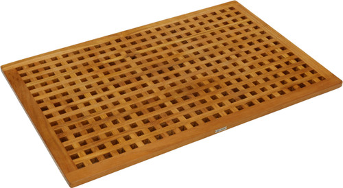 Grate™ Kitchen Anti-Fatigue Teak Floor Mat
