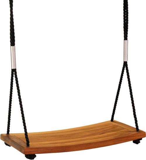 "24"" Asia® Curve Teak Swing"