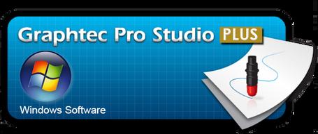 Graphtec Pro Studio PLUS - Software OPS682-PLS