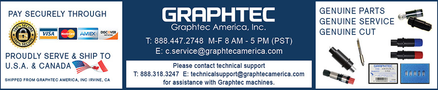 Graphtec America Store