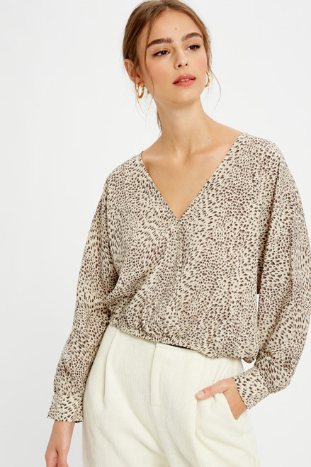 All Eyes On You Blouse