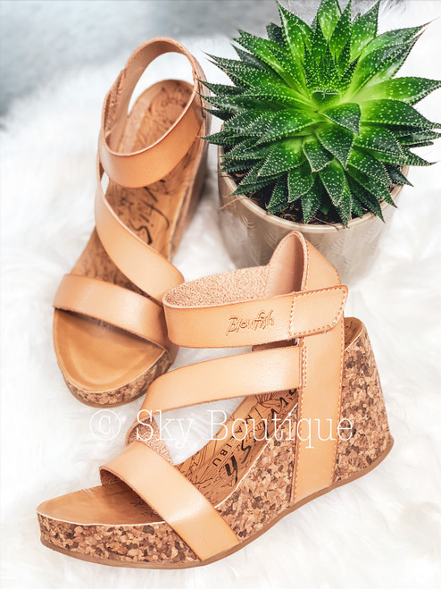 Hapuku Wedge Sandal