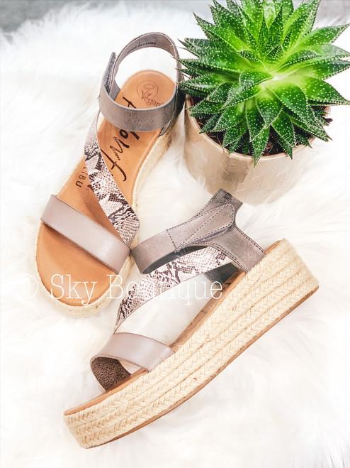 Lover Rope Sandal