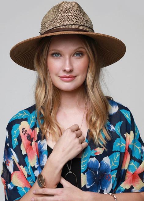 Sea Breeze Panama Hat