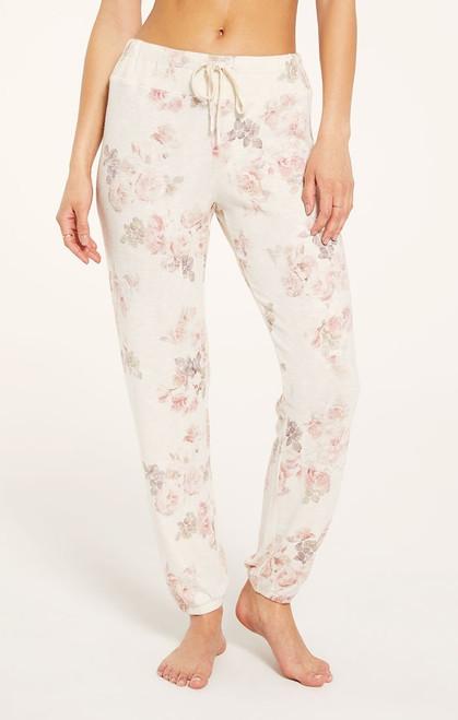 Ava Floral Jogger Pants