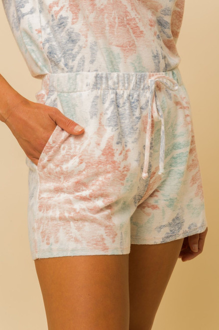 Cotton Candy Soft Terry Shorts