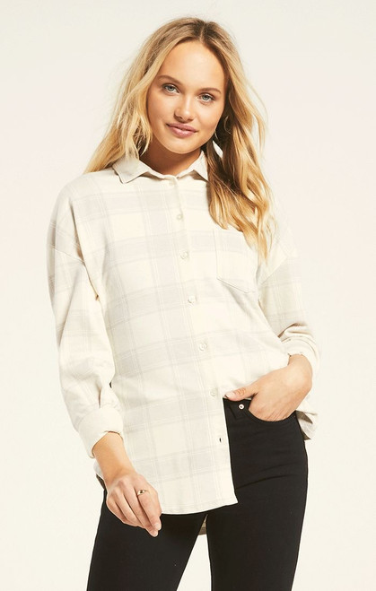 Ada Plaid Shirt