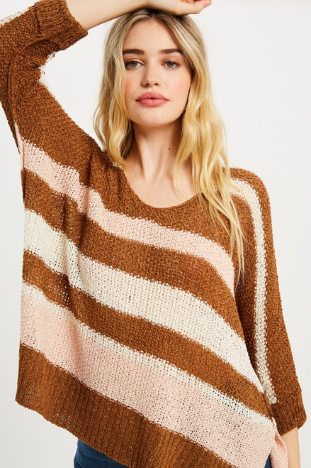 Debra Relaxed Fit Sweater
