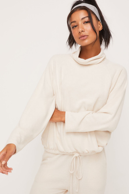 Melody Turtleneck Lounge Top