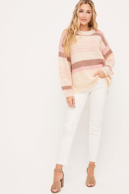 Vicki Crew Neck Sweater