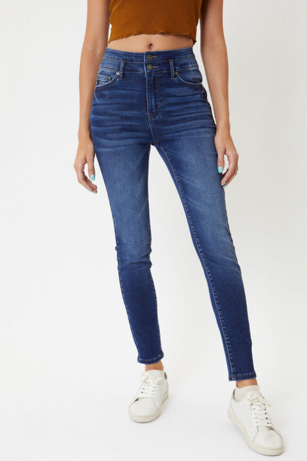 Amelie High Rise Skinny Jeans